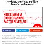 """Breaking News! Naujas Google algoritmas """"nužudė SEO"""" vos per 1 per naktį!"""